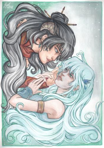 Siren und Nineya